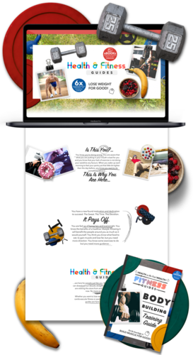 Fitness Niche Weebly Website Business For Sale - 1PEZ Design a Website