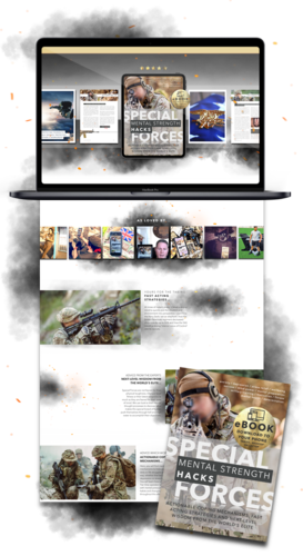 Military Mental Strength Niche Weebly Website Business For Sale- 1PEZ Design a Website